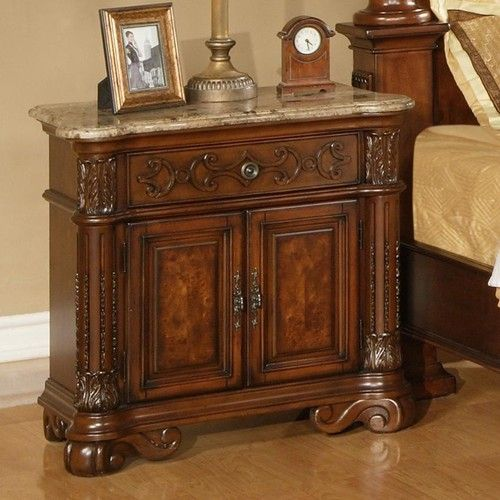 Marble Top Nightstand - Google Search