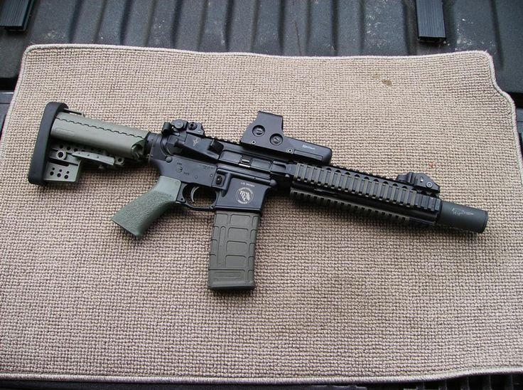 SBR or AR pistol pics? - Page 2