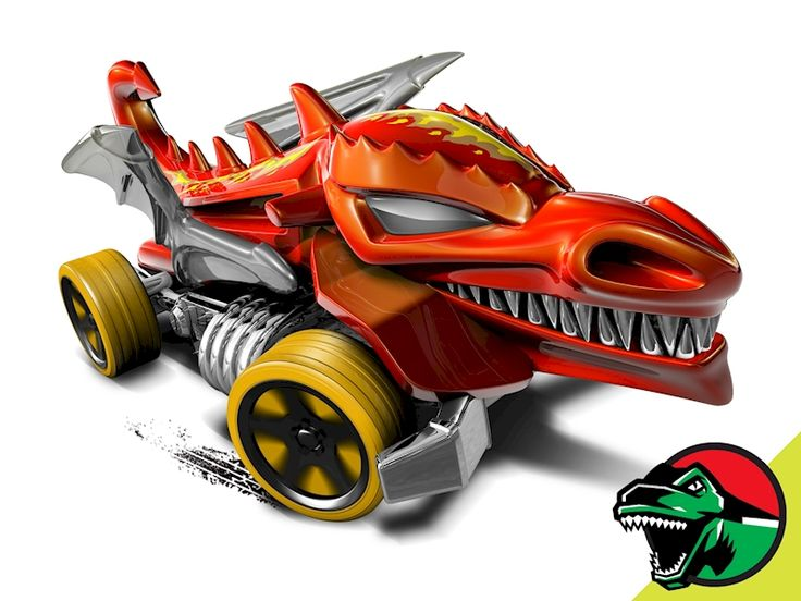 Dragon Blaster™ - Shop Hot Wheels Cars, Trucks & Race Tracks | Hot Wheels