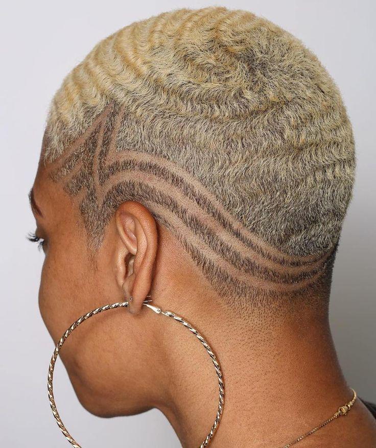 20 Derzeit beliebte kurze natürliche Haarschnitte für schwarze Frauen