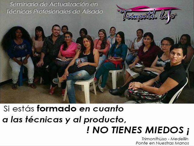 #TrimonthNews - Para Medellín y Antioquia, seguimos en los seminarios de Capacitación Profesional, cumpliendo con el calendario del 2014. Llama e inscríbete para las próximas capacitaciones. 2647293, Whatsap: 3116196259 ,Celular: 313 778 6199 - 300 767 46 59