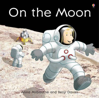On the Moon - Picture Books (Paperback)