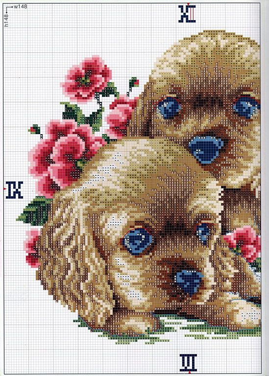 perros (pág. 5)   Aprender manualidades es facilisimo.com