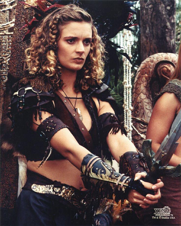 Ephiny Of The Amazons From Xena Xenia Warrior Princess