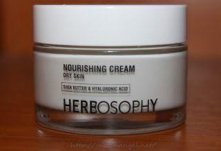 Nourishing cream- Herbosophy