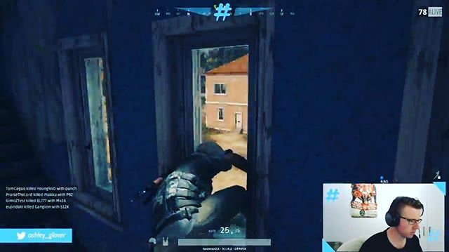 Hell yes let's jump through windows and slide over car bonnets! Parkour parkour!! Link in bio!  #pubg #battlegrounds #vaulting #climbing #newbuggysound