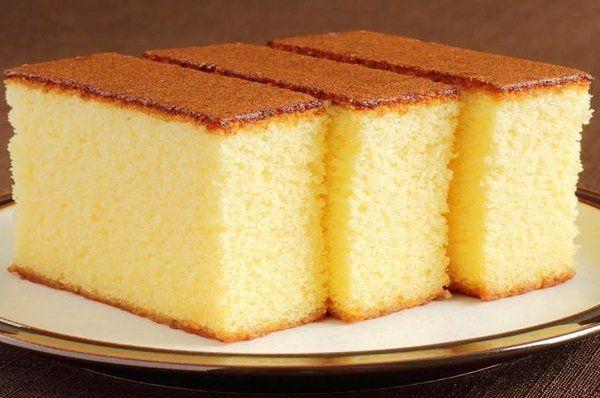 طريقة عمل الكيكة الاسفنجية العادية طريقة Recipe Sponge Cake Recipes Vanilla Sponge Cake Yummy Cakes