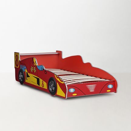 With this car bed, let your little champs sleep cozy while they dream about their favorite worlds.  #bed #shop #online #stealdeal