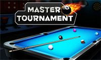 Play Master Tournament on Agame.com - Grab a pool cue and tour across Europe as you compete against the best players on the continent.