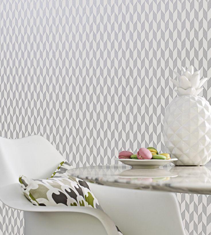 Geometric... New this week| Edit Wallpaper by Prestigious Textiles | Jane Clayton