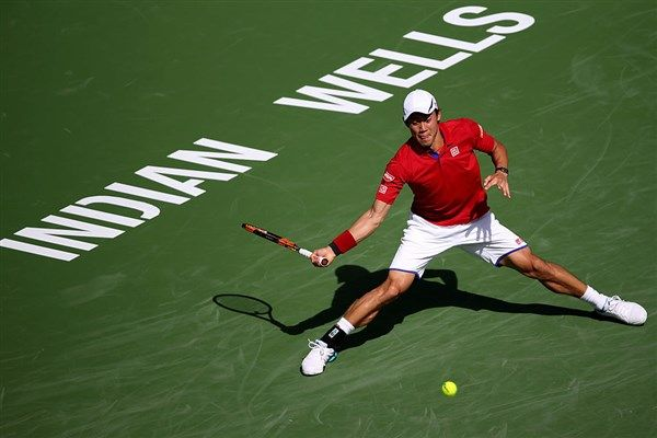 Kei Nishikori v Steve Johnson BNP Paribas Open tennis live: Can Nishikori equal best ever result at Indian Wells? - livetennis.com