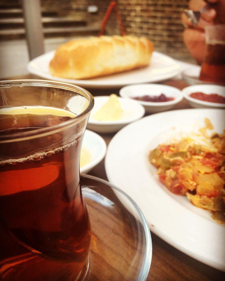 The most peaceful breakfast is Turkish Breakfast on Sunday @galata.bakery  #braamfontein #johannesburg #breakfast #sunday #galatabakery