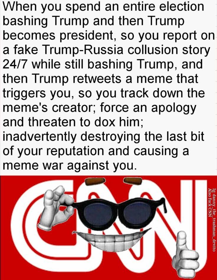 CNN is F A K E N E W S
