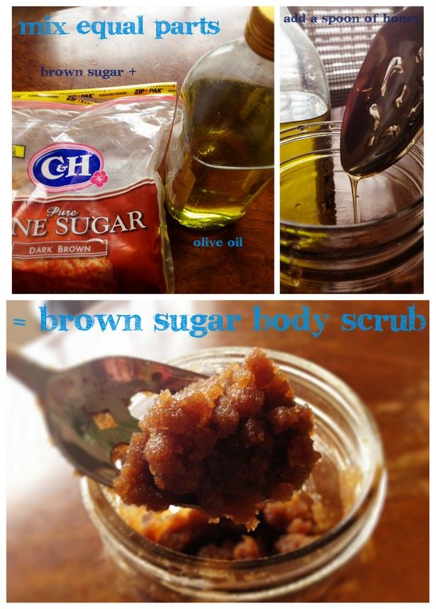 A Round-Up Of Brown Sugar-Filled DIY Beauty Treats