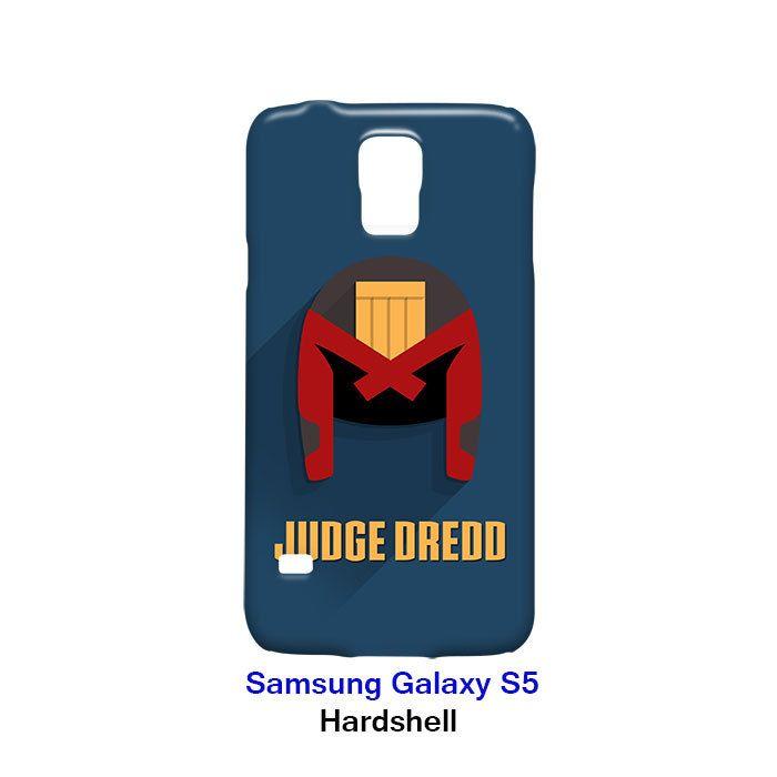 Judge Dredd Superhero Samsung Galaxy S5 Hardshell Case