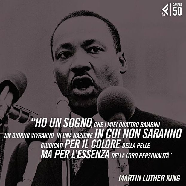 Martin Luther #King