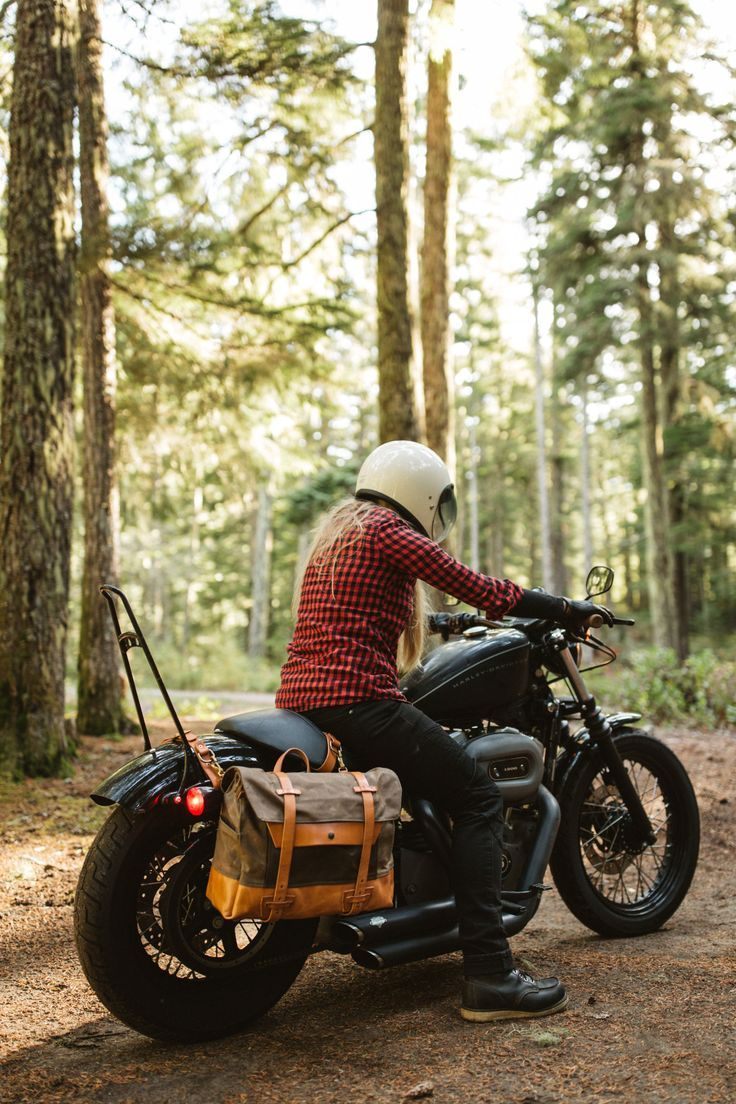 Pack Animal | Motorcycle Travel Goods
