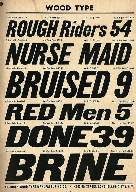 Bruised Red Men by Depression Press, via Flickr
