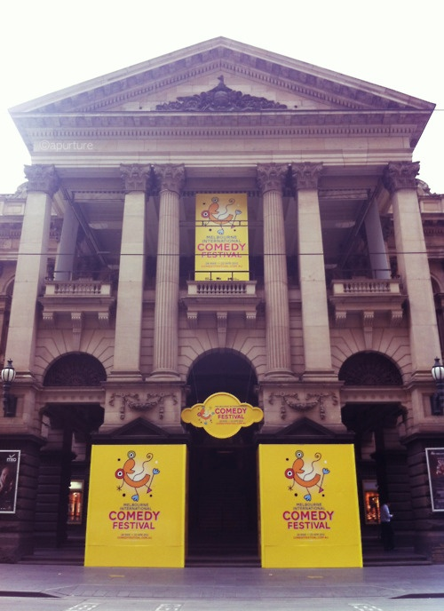 Melbourne is the events capital that held a lot of international events _