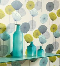 Sanderson - Wallpaper - Floral, Classic and contemporary wallpaper design collections.