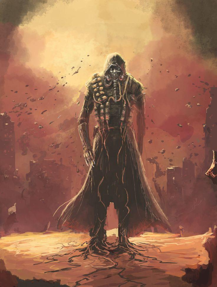 Batman Arkham Knight Scarecrow Fanart by GorkeChaos on DeviantArt
