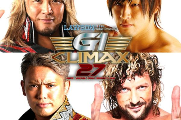 New Japan Pro Wrestling's second biggest event of the year has now arrived, and we look to keep you updated. These are NJPW G1 Climax 27 Results.
