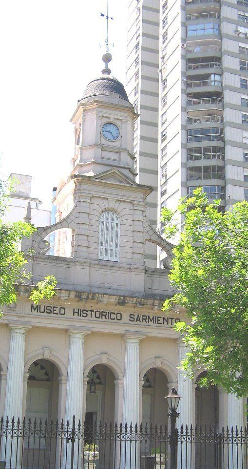 MUSEO HISTORICO SARMIENTO BUENOS AIRES