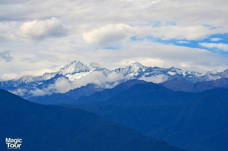 La naturaleza en su maximo explendor #sierranevada #travel #adventure #culture #lostcitytrek #ciudadperdida #colombia
