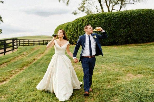 Stunningly Thoughtful Lauxmont Farms Wedding in Pennsylvania