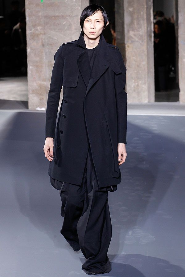 Dripping Out: Rick Owens Men's Fall 2016 | Hint Fashion Magazine