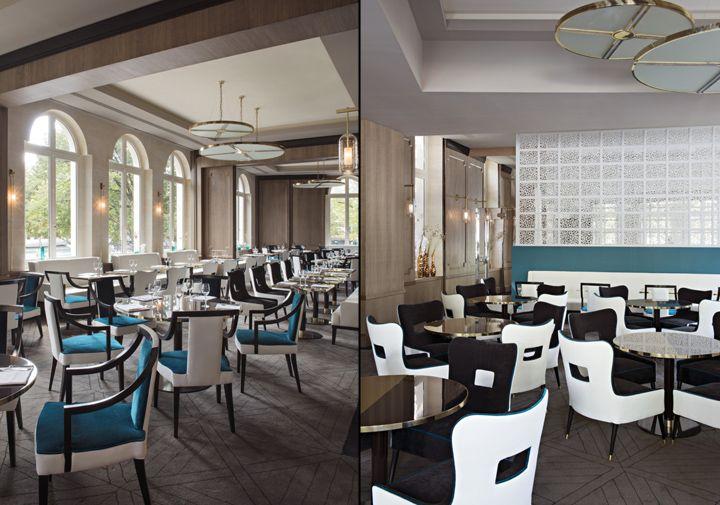 Victoria 1836 restaurant by Sarah Lavoine, Paris – France » Retail Design Blog