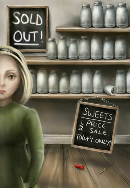 sweeta_ The 52-Week Illustration Challenge: October 2015