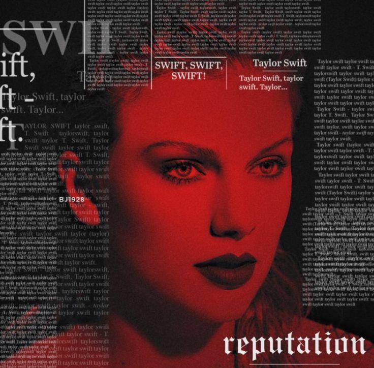 325 best album art ima... Taylor Swift Reputation Songs