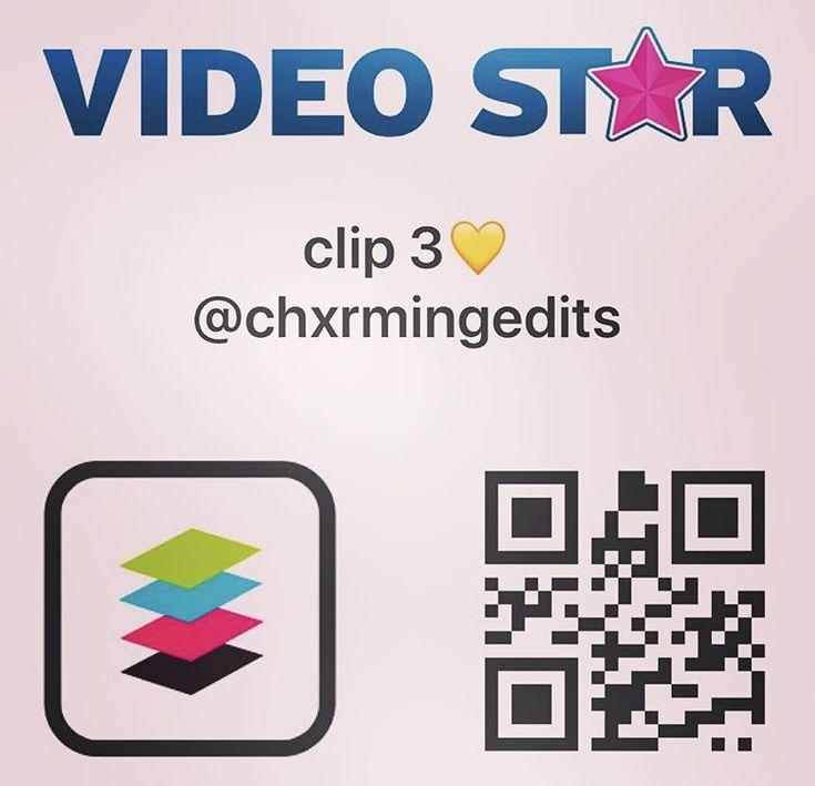 pin von mariaclaralaetsch auf video star codes