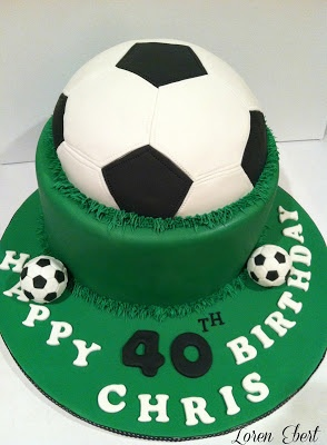 12 best Soccer Ball Cake images on Pinterest Soccer ball cake