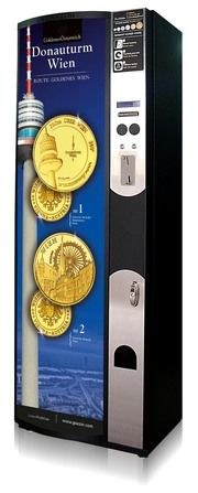 Souvenir coin machines | Golden World Souvenirs - Producent of the best quality Souvenirs