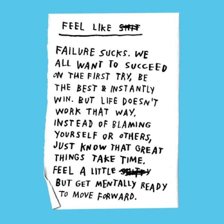 Great advice from the amazing artist and wisdom-giver @adamjk. #FailForward