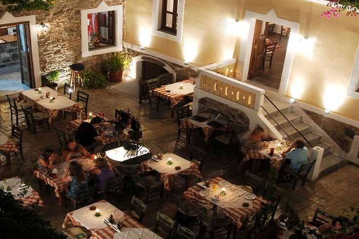 Avli, the very best Greek restaurant @ Kardamena, Kos