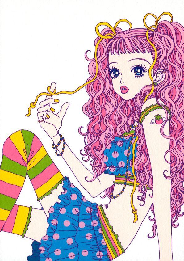 Miwako <3 (from パラダイス・キス) Paradise Kiss