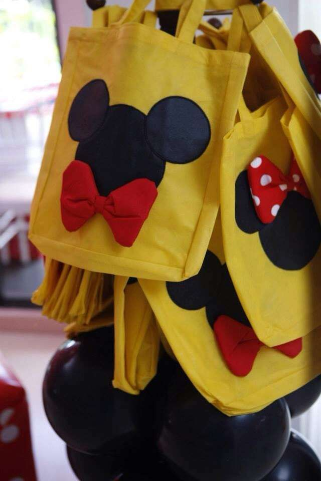 Minnie Mouse Polka dots Birthday Party Ideas   Photo 2 of 7   Catch My Party
