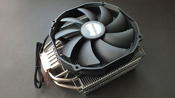 GELID Antarctica CPU Cooler Review