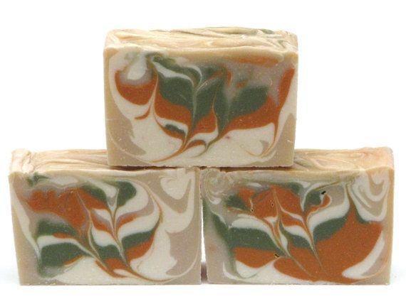 Mango Papaya Artisan Vegan Homemade Soap by ArtisanBathandBody, $5.50