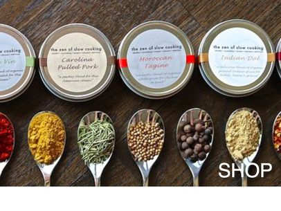 The Zen of Slow Cooking - Spices for slow cooker meals