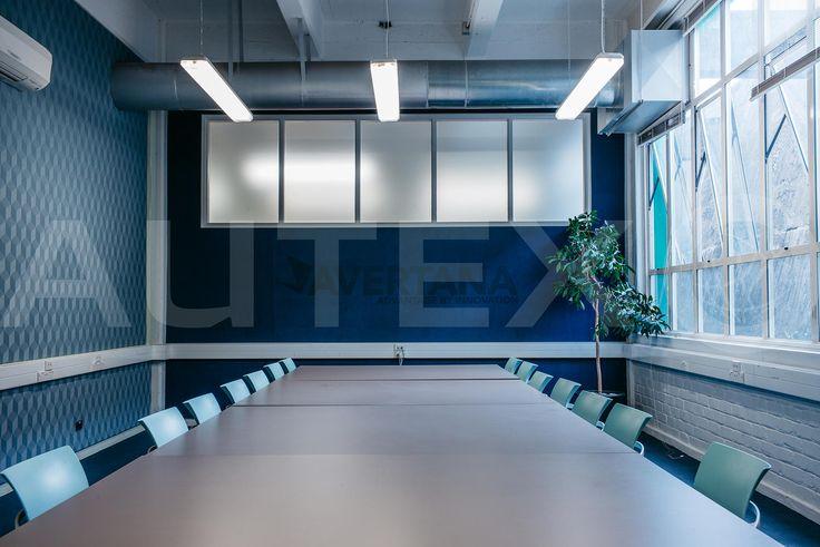 """Autex Interior Acoustics - Etchâ""""¢ - Avertana, Auckland, NZ - Colour: Porcelain - Pattern: Harlequin"""