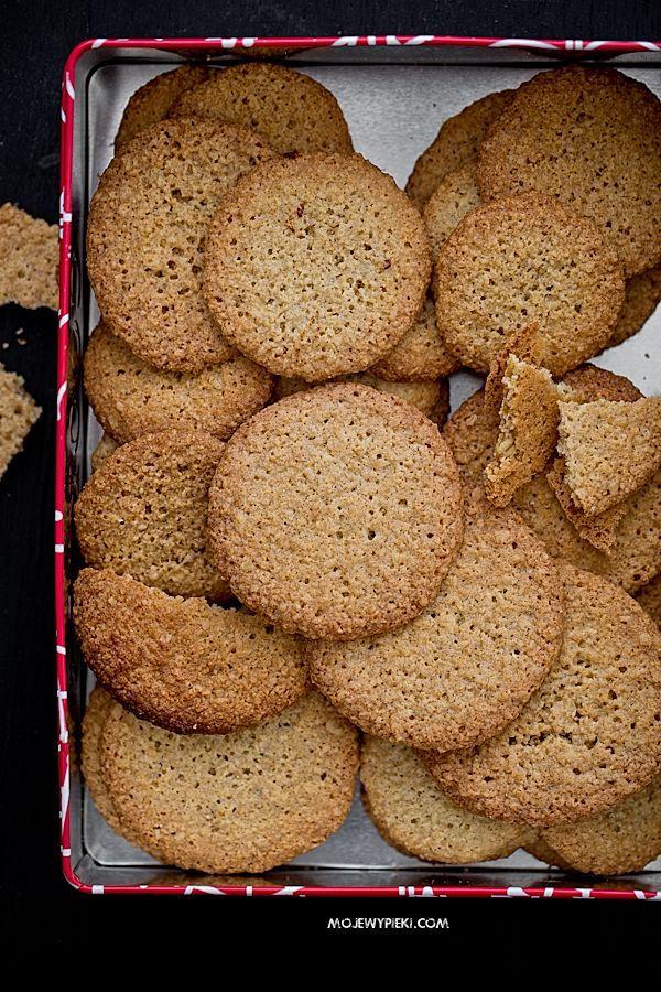 Crunchy Haferflocken Cookies mit Schokolade