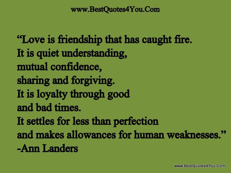 "Pinterest Friendship Quotes: Quotes I Love ... ""Love Is Friendship That Has Caught Fire"