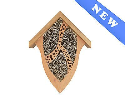 Insect hotel, bees house, insect hotel for butterflies,bee hotel, handmade wood