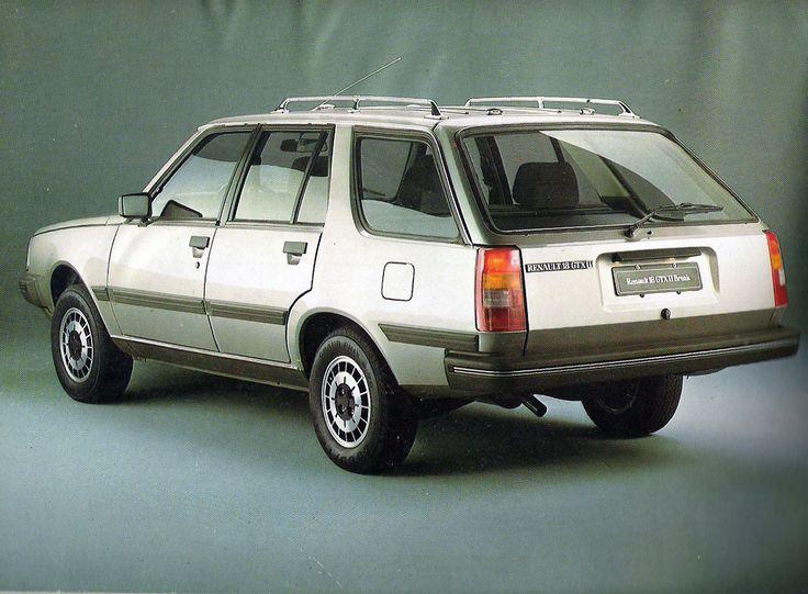 1986 Renault 18