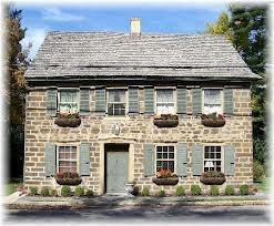 Stone house in Strasburg, PA