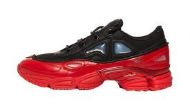 adidas x Raf Simons Ozweego Bunny Red Black Buy New Sneakers Trainers FOR Man Women in UK Europe EU 01